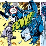 Robot-suit fight! (Uncanny X-Men #267)