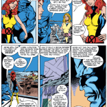 Seriously, though, THEY ARE NEVER GOING TO MENTION THE TENTACLES AGAIN. (Uncanny X-Men #264)