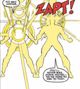 Wonder Twins Powers, go! (X-Factor #62)