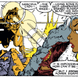 """It's impossible! Unless there was an unscrupulous redhead, or I guess if he got bored..."" (X-Men #270)"