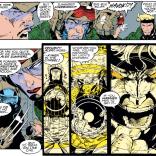 Awk-ward. (Uncanny X-Men #271)