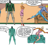 New Mutants: the ballet! (New Mutants #99)