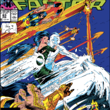 AND NOW, CYBURAI! (X-Factor #63)