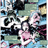 Where's an editorial footnote when you actually need one? (Oh, fine, I'll do it: See Classic X-Men #12 and #19, respectively! -Jaded Jay) (Uncanny X-Men #275)