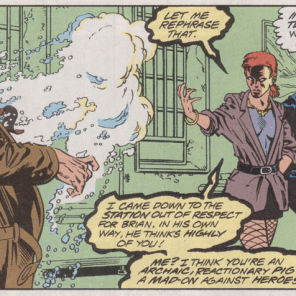 Trust me, they're delightful together. (Excalibur #35)