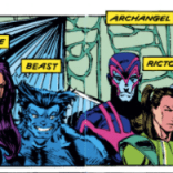 That's a lot of X-Men. (Uncanny X-Men #273)