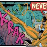 LIEFELD KICK! (New Mutants #99)