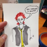 Rachel Summers, by Jay!
