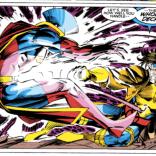 Oh, snap! (Uncanny X-Men #277)