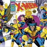 Triple gatefold? That's a lot of gatefold! (Uncanny X-Men #275)