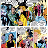Look at all those fancy X-Men! (Uncanny X-Men #275)