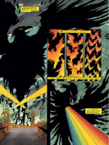 And then the Phoenix defeated the Nazis with the power of gayness. (Excalibur: Weird War III)