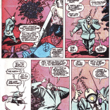 Welcome to Hunter S. Thompson's Phantom Tollbooth! Meet Manufactured Consent... (New Mutants Summer Special)