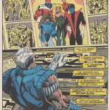 I like the idea that Cable is basically the X-Switchboard at this point. (Excalibur #41)