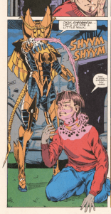 Harness and Piecemeal. It only gets creepier from here. (New Mutants Annual #7)