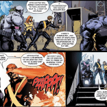 X-Factor, doing what they do best! (X-Factor Forever #4)