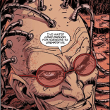 """I did, however, find myself some sweet new glasses."" (X-Factor Forever #1)"