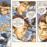 FUN FACT: We learned after recording this episode that Edward and Wallis were SUPER into fascism. NOT COOL. (X-Men: True Friends #2)