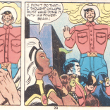 """""""Let us never speak of today again."""" (The Uncanny X-Men at the State Fair of Texas)"""