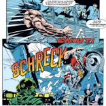 LOOK AT THIS BEAUTIFUL, RIDICULOUS BASTARD AND HIS BEAUTIFUL, RIDICULOUS MOTORCYCLE. (Wolverine #50)