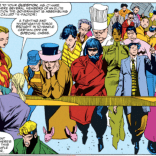 THAT CROWD, THO (X-Factor #72)