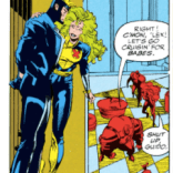B.D.? I dunno if I see it... (X-Factor #73)