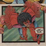 This commute is the worst. (X-Force #3)