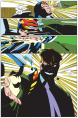 Man, Evil Madrox is so creepy! (X-Factor #74)