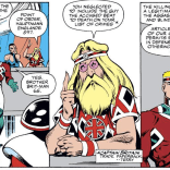 Meet Brother Brit-Man. (Excalibur #44)