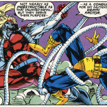 """In addition to a Mutant Death Factor, I come with my own exposition!"" (X-Men #6)"