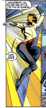 Know what else is rad? Tempo. Tempo is rad as hell and deserves so much better than the MLF. (X-Factor #78)