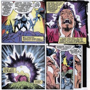 Team-up move! (Uncanny X-Men #286)