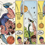 """File this one under """"references that haven't aged all that coherently."""" (X-Men #4)"""