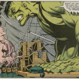 One more Rick Jones fashion moment for the road. (The Incredible Hulk #391)