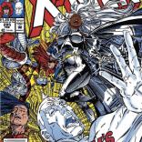 Spoiler: The cake is a lie. (Uncanny X-Men #285)