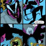 Feral vs. Thornn. (X-Force #7)