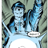 Long Island cops are clearly unfamiliar with Cyburai. (Uncanny X-Men #279)
