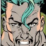 Compulsory Fitzroy Hair Appreciation Moment(TM). (Uncanny X-Men #277)