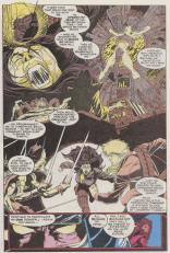 Spiral X-Plains Spiral, Part 2. (X-Factor Annual #7)