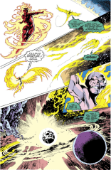 And THAT'S how you do an epic space battle. (Excalibur #50)