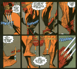 Probably feasible? Maybe? Ehh, it's Wolverine, we'll allow it. (Wolverine: The Jungle Adventure)