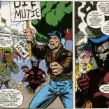 Remember the good ol' days, when comics NEVER dabbled in politics or even direct allegory? *snort* (X-Men Annual #1)