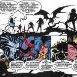 Again: I want these characters to be SO MUCH WEIRDER. (Uncanny X-Men Annual #16)