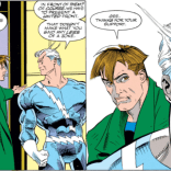 Pietro Maximoff: not just a jerk, but a smart jerk. (X-Factor #79)