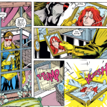 I mean, Gambit and Rogue are doing okay, so the dysfunction had to go somewhere... (X-Men #12)