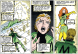 WELL THAT EXPLAINS A THING OR TWO (Excalibur #52)