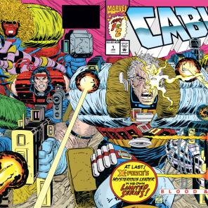 NEXT EPISODE: Cable: Blood and Metal!