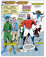 Meet the Excalibur of Earth-99476! (Excalibur #51)
