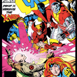 It's true. I will pretty much always pay to watch the X-Men beat up Professor X. (Excalibur #52)
