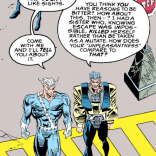 They're going to bond over how much they hate everyone else. (X-Factor #83)